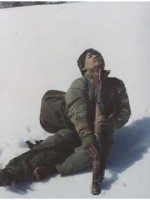 North Korean Partisan In South Korea