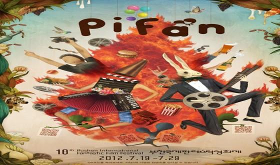 PiFan 2012 presenting a dozen Korean features