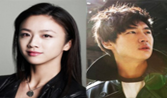 LEE Je-hoon and TANG Wei rendezvous in China