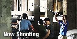 Now Shooting