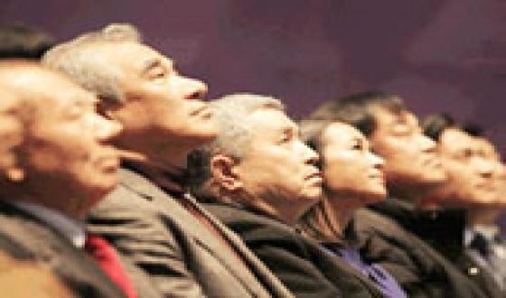 KOFIC Holds the 'Celebration for Korean Film Audience Outnumbering 100 Million'
