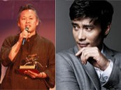 Actors Give Achievement Award to KIM Ki-duk and LEE Byung-hun