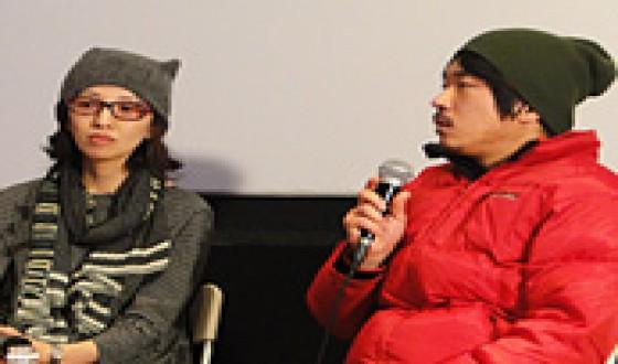 OUR HOMELAND Director YANG Yong-hi Attends GV in Korea