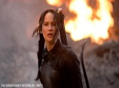 THE HUNGER GAMES: MOCKING JAY – PART 1 Best Opening Score Among Series