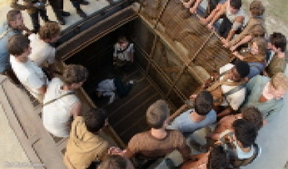 The Maze Runner and Begin Again Run Two-Way Race for Second Week
