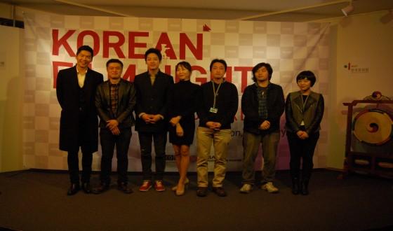 'Korean Film Night' at the Berlin International Film Festival