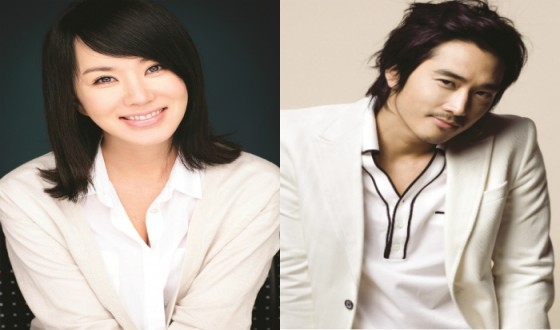 UHM Jeong-hwa and SONG Seung-heon to Play Husband and Wife