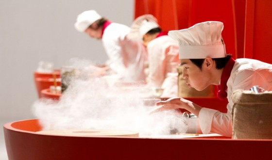 FINAL RECIPE to Open Berlinale's Culinary Section