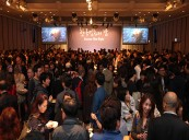 2014 Evening of Korean Cinema Greatly Attended Amid Hot Fever