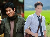 KWON Sang-woo and SUNG Dong-il Become Partners in Crime