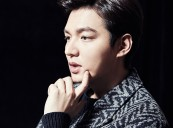 LEE Min-ho of GANGNAM BLUES