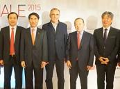 Korean Film Night Reception Ends Successfully in Berlin