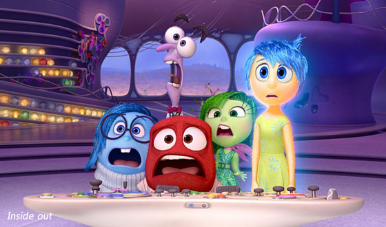 INSIDE OUT Turns the Chart Around