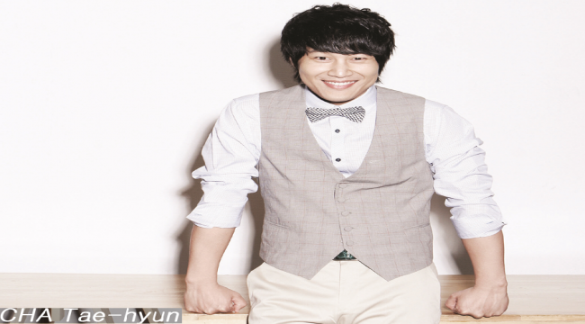 BECAUSE I LOVE YOU Woos CHA Tae-hyun