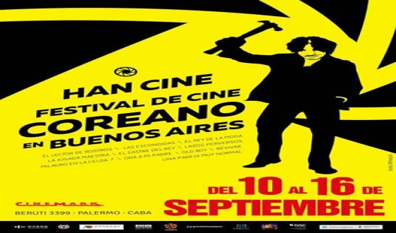 The 2nd Edition of Buenos Aires Korean Film Festival Began on September 10th.