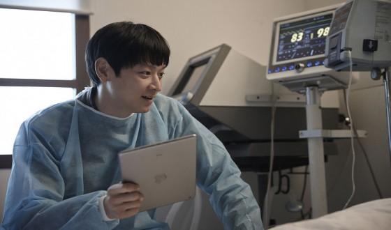 GANG Dong-won Begins HIDDEN TIME Shoot