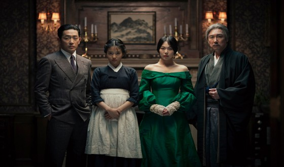 PARK Chan-wook Wraps Production on THE HANDMAID