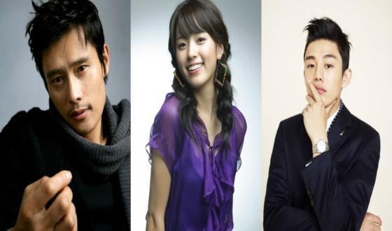 LEE Byung-hun, YOO Ah-in and HAN Hyo-joo Take Top Star Awards