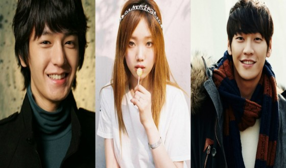 Young Stars Line Up for KIM Hong-sun's BROKER