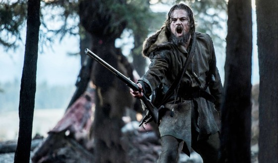 THE REVENANT Remains in First Place