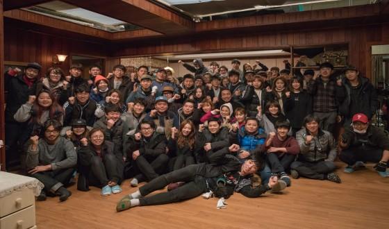JO Jung-suk, PARK Shin-hye and   DOH Kyung-soo Wrap New Film