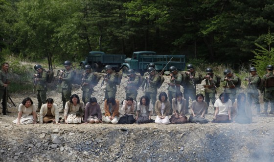 Korean Comfort Women Drama Tours US Campuses