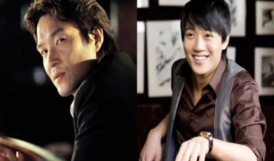 HAN Suk-kyu and KIM Rae-won Go to THE PRISON
