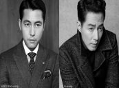 Crime-Action THE KING, with JUNG Woo-sung and ZO In-sung, Begins Shoot