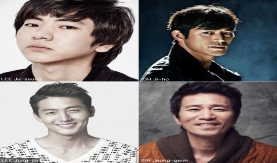 LEE Ju-seung and OH Ji-ho Get Ready for SHOWDOWN