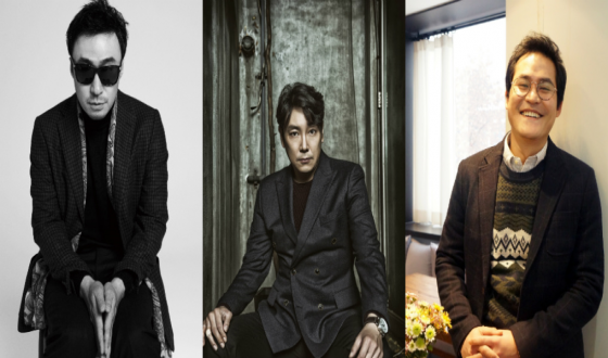 SHERIFF Rounds Up LEE Sung-min, CHO Jin-woong and KIM Sung-kyun