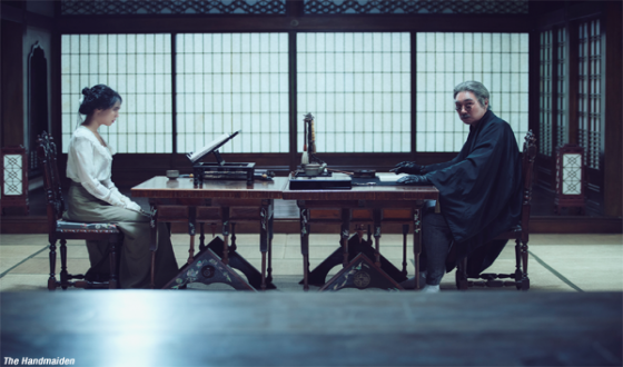 PARK Chan-wook Returns to Cannes Competition with THE HANDMAIDEN