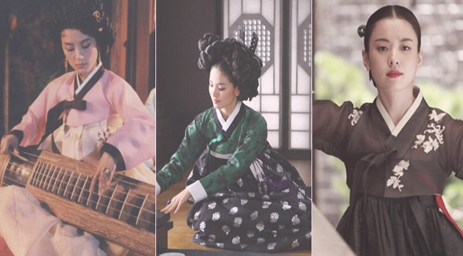 [MOVIE POP]Gisaeng in Korean Cinema