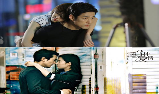Two Chinese Movies Starring JI Jin-hee and SONG Seung-heon Releasing in Korea