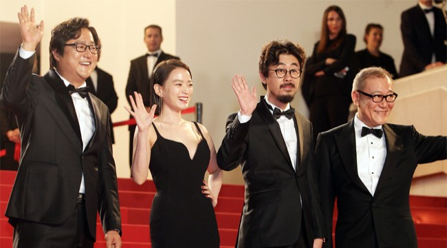 NA Hong-jin and KWAK Do-won Chat about THE WAILING after Cannes Premiere