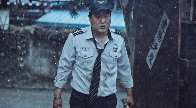 NA Hong-jin's THE WAILING Howls in First Place