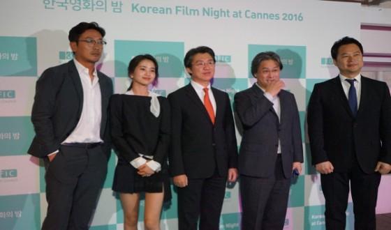 KOFIC Hosts Popular Korean Film Night at Cannes Film Festival