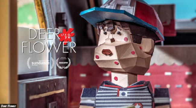 Animafest Zagreb Gifts Special Award to DEER FLOWER