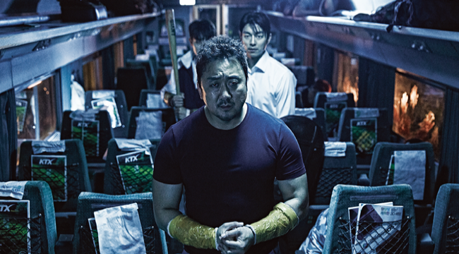 TRAIN TO BUSAN Crashes into Record Books