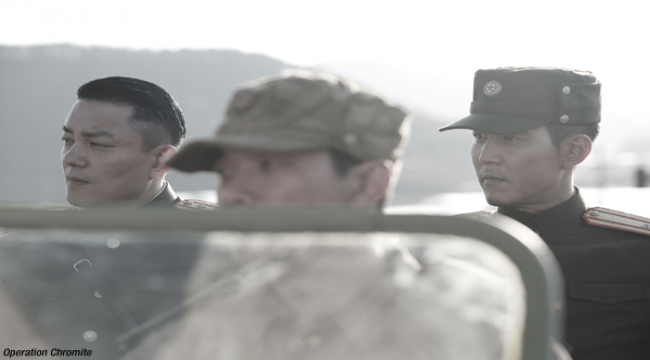 OPERATION CHROMITE Opens to $300,000 in the US