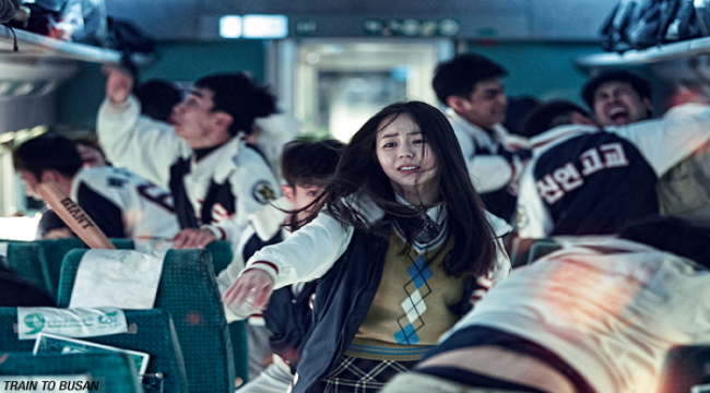 TRAIN TO BUSAN Crushes Hong Kong Box Office
