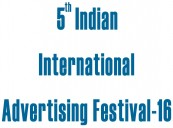 Entries Open: 5th Indian International Advertising Festival-2016