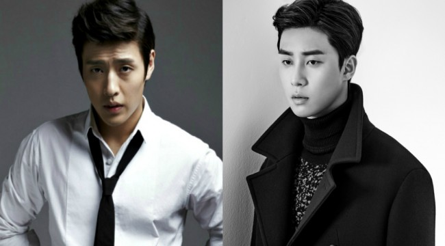KANG Ha-neul and PARK Seo-jun Sign on for YOUNG COP