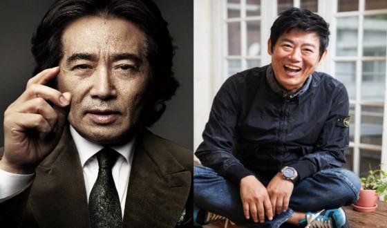 BAEK Yoon-sik and SUNG Dong-il Dive into ARIDONG