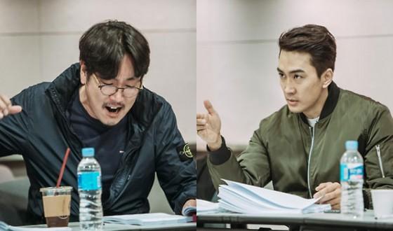 CHO Jin-woong Takes on COMMANDER KIM CHANG-SOO