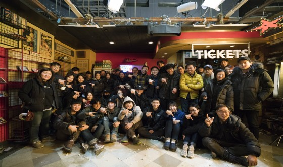 10 MINUTES Director Wraps ROOM No.7 with SHIN Ha-kyun and DOH Kyung-soo