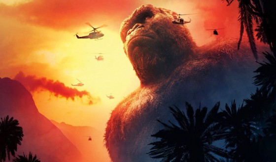 KONG: SKULL ISLAND Lords Over the Box Office