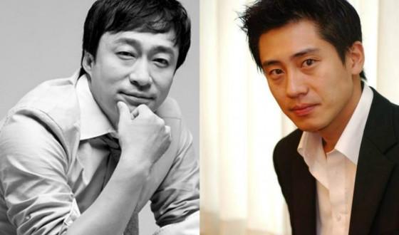 LEE Sung-min and SHIN Ha-kyun Blow into WIND WIND WIND