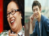 NA Moon-hee and LEE Je-hoon Sign Up for I CAN SPEAK
