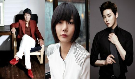 BAE Doo-na Partners with DRUG KING SONG Kang-ho