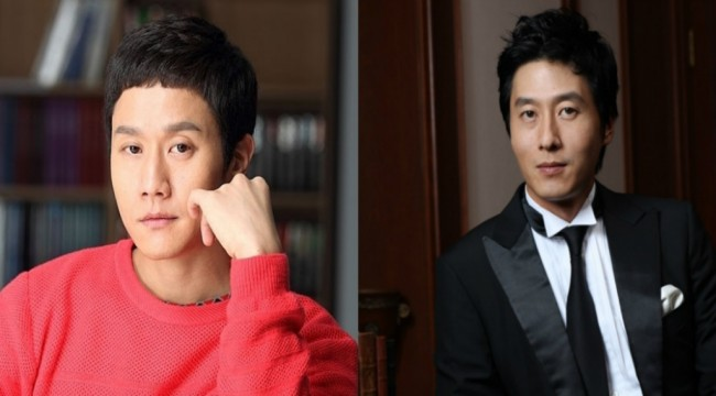 JUNG Woo and KIM Joo-hyuk Team Up on HEUNG-BU